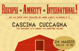 riscopri amnesty international