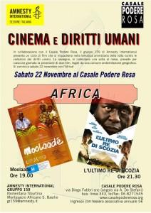 CINEMA e DIRITTI UMANI @ Casale Podere Rosa | Roma | Lazio | Italia