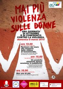 Giornata di Attivismo e Confronto contro la violenza sulle donne @ Casa delle Partecipazioni | Roma | Lazio | Italia