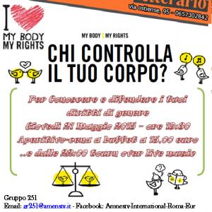 LGBTI: PEOPLE AMONG US @ Roma @ Caffè Letterario | Roma | Lazio | Italia