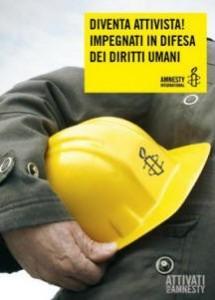 Attivati anche tu con Amnesty @ Pontecorvo (FR)