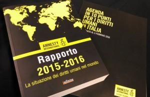 Civitavecchia, presentazione Rapporto Annuale Amnesty International @ Parco dell'Uliveto, Civitavecchia | Civitavecchia | Lazio | Italia