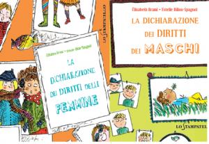 """INCONTRO ANNULLATO """"Diritti delle femmine e dei maschi"""", presentazione albi illustrati @ Libreria OttimoMassimo   Roma   Lazio   Italia"""