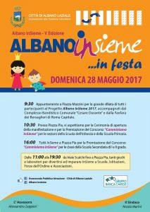 """Amnesty Lazio @ """"Albano Insieme 2017"""" @ Albano Insieme   Albano Laziale   Lazio   Italia"""